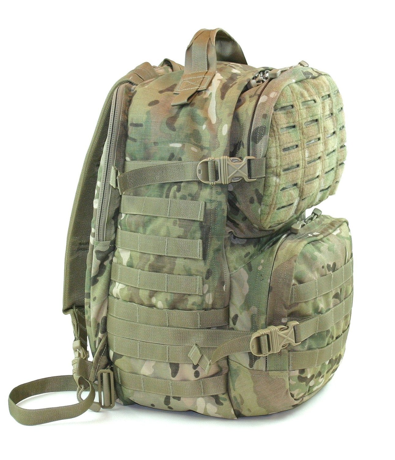The Ultimate Assault Pack by Spec. Ops. Brand. in multicam.